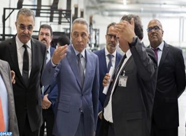 Proma Industrie, primera fábrica implantada en 6 meses en Marruecos