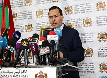 M.El Khalfi: Le gouvernement a interagi positivement avec les mécanismes de contrôle prévus par la constitution