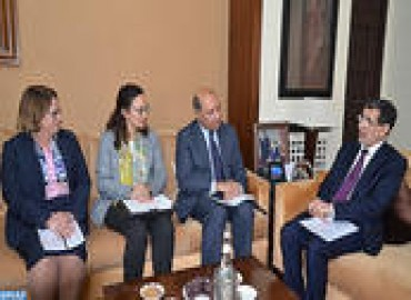 EBRD Determined to Continue Supporting Morocco in Improving Business Climate, President