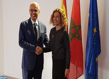 انطلاق أشغال الدورة الثانية للمؤتمر الدولي ( تينك أوربا ) بمشاركة المغرب كضيف شرف