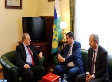 Rusia y Marruecos avanzan firmemente en el marco de su asociación estratégica