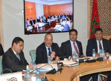 تقديم مشروع الميزانية الفرعية لقطاع الثقافة والاتصال لسنة 2018 بمجلس المستشارين