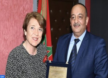 تعزيز التعاون الثقافي محور مباحثات السيد محمد الأعرج مع وزيرة الثقافة والصناعة التقليدية الشيلية