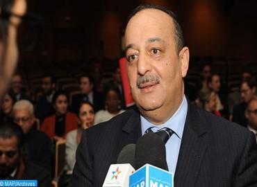 السيد الأعرج يبحث تعزيز الحوار بين الثقافات مع الممثل السامي للأمم المتحدة لتحالف الحضارات