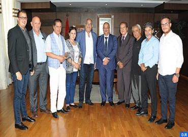 السيد الأعرج: وزارة الثقافة والاتصال منفتحة دوما على الحوار البناء الهادف إلى تحسين أوضاع الفنانين وإعادة الاعتبار لهم