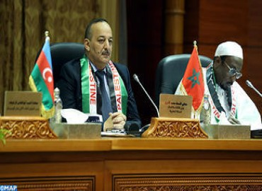 HM the king's Approach on Palestinian Question Reconciles Diplomatic Aspect with Action on the Ground