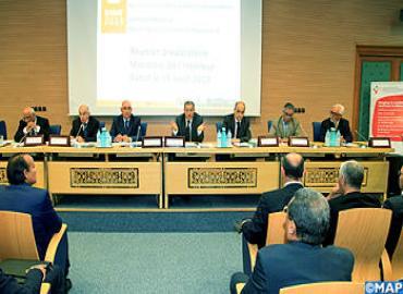 القاء التحضيري للقمة العالمية للسلطات المحلية والجهوية