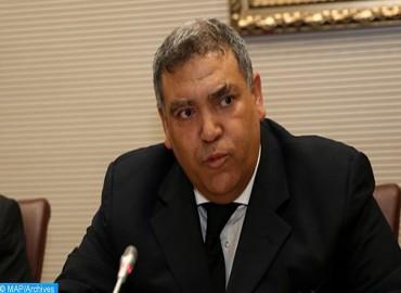Le ministre de l'Intérieur décide la suspension du Conseil de la région de Guelmim-Oued Noun et nomme une délégation spéciale chargée de l'expédition des affaires courantes du Conseil