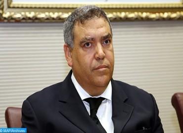 وزير الداخلية : اللجان الإدارية عقدت اجتماعاتها في إطار المراجعة السنوية العادية للوائح الانتخابية العامة