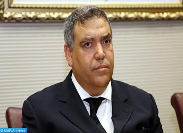 المغرب يشارك بالجزائر في أشغال الدورة الخامسة والثلاثين لمجلس وزراء الداخلية العرب