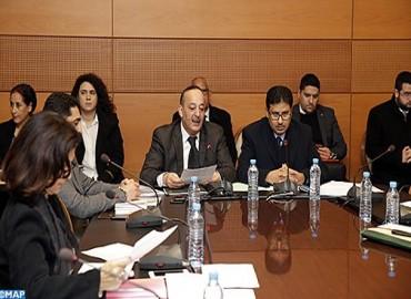 لجنة التعليم والشؤون الثقافية بمجلس المستشارين تصادق بالإجماع على مشروع القانون المتعلق بإعادة تنظيم وكالة المغرب العربي للأنباء