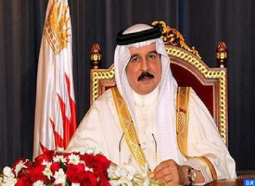 Bahraini Sovereign Commends HM King Mohammed VI's Role in Strengthening Bilateral Relations