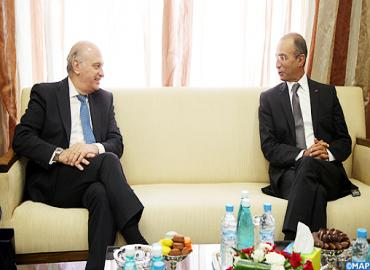 Joint meeting in Rabat of Moroccan and Spanish Interior and Defence Ministers