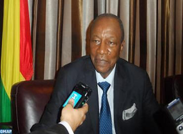 President Alpha Condé: Guinea Supports Sahara Autonomy And Will Strive For Morocco's Swift Return To African Union