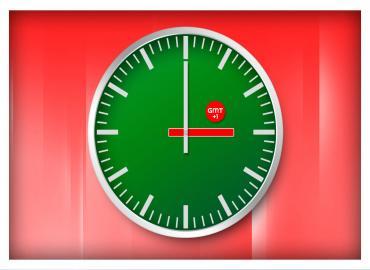 L'horaire d'été (GMT+1) maintenu jusqu'au 27 octobre 2013