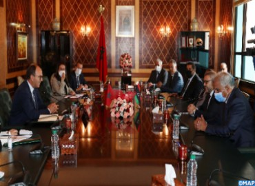 Bouznika's Dialogue Helps Get Libyan Crisis out of Stagnation: Chairman of Libyan High Council of St
