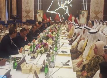 الكويت: انعقاد أشغال الدورة التاسعة للجنة العليا المغربية -الكويتية المشتركة
