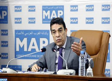 منتدى وكالة المغرب العربي للأنباء  يستضيف الوزير المكلف بالشؤون العامة والحكامة