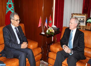 المغرب والولايات المتحدة يبحثان آفاق تطوير التعاون الثنائي في مجال الدفاع الوطني
