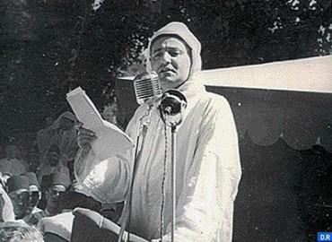 الزيارة التاريخية للمغفور له محمد الخامس لطنجة شكلت منعطفا حاسما في مسيرة الكفاح الوطني من أجل الحري