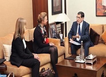 Marruecos y Croacia examinan en Rabat el desarrollo de sus relaciones de cooperación