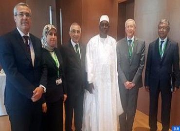 Azziman Granted Audience in Dakar by Senegalese President