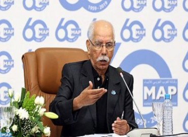 Moroccan Press Urged to Develop New Economic and Professional Model to Preserve Independence, Brini