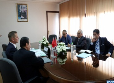 Meeting in Rabat on Means to Consolidate Relations between African Institutions in Charge of Veterans