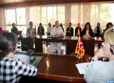 Macedonia del Norte desea inspirarse de la experiencia de Marruecos en materia de presupuestos sensibles al género