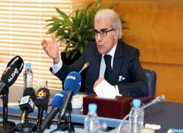 M.Jouahri: Rien ne justifie pour le moment le passage à la 2è phase de la réforme