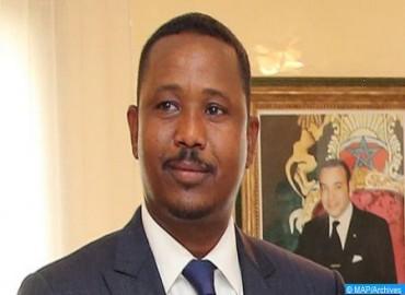 El ministro de Sanidad yibutiano aplaude el compromiso de SM el Rey con el desarrollo humano en África