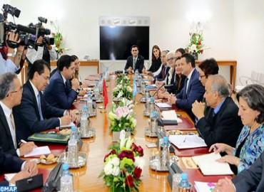 Los medios de reforzar la cooperación entre Marruecos y el SNUD examinados en Rabat