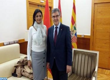 España: Marruecos y Aragón examinan los medios de fortalecer su cooperación