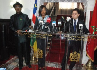 Moroccan Sahara: CAR Always Standing By Side of Kingdom, Central African FM