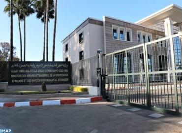 Crise maroco-espagnole: déclaration du Ministère des Affaires Étrangères, de la Coopération Africain