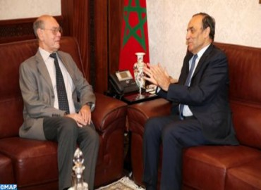 Morocco, Russia Eager to Strengthen Legislative Cooperation between the Two Countries' Lower Houses