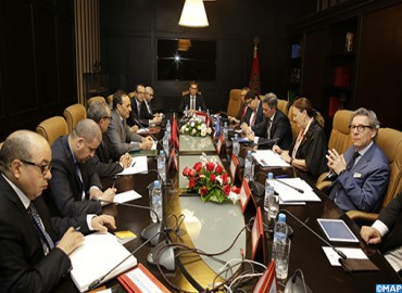 8th Annual Meeting of Morocco-EU Joint Parliamentary Committee Kicks Off in Rabat