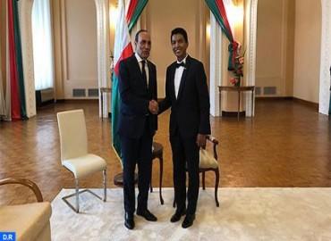El Malki representa a SM el Rey en la ceremonia de investidura del nuevo presidente malgache