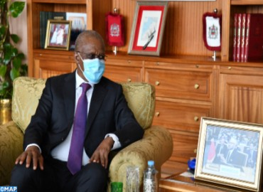 AU High Representative for Mali and Sahel 'Reassured' by Morocco's Support