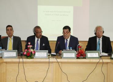 Lancement du processus de consultation pour l'élaboration d'un plan d'action pour le gouvernement ouvert au Maroc