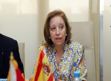Morocco, Hub Towards Africa for Spanish Businesses, Spanish Official
