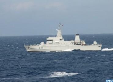 البحرية الملكية تقدم المساعدة ل204 مرشحين للهجرة غير الشرعية غالبيتهم من إفريقيا جنوب الصحراء