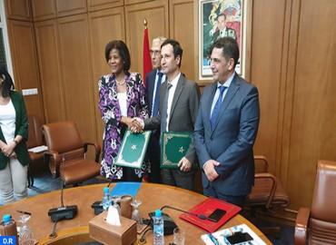 Maroc-BM : accord de prêt relatif au programme