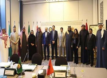 انعقاد الاجتماع الرابع لفريق العمل المشترك في مجال الشباب بين المغرب ومجلس التعاون لدول الخليج العربية