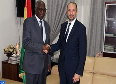 Marruecos/Guinea: El seguimiento de los acuerdos de cooperación entre los dos países centra una sesión de trabajo en Conakri