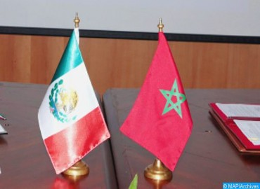 Creation in Mexico City of a Friendship Group with Morocco to Develop Bilateral Cooperation