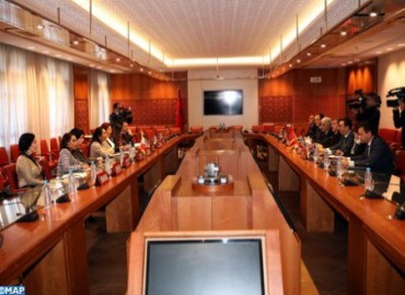 Strengthening Cooperation at Center of Moroccan-Mexican Meeting