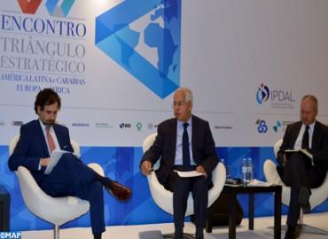 Le Maroc a un rôle très important à jouer dans le triangle stratégique Amérique Latine-Europe-Afrique
