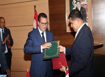 المغرب وتايلاند يلتزمان بتعزيز التعاون الثنائي في مجال التربية والتعليم العالي