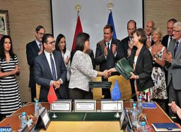 Official : New Morocco-EU Fisheries Agreement Insists on Preserving Sustainability of Fisheries Resources